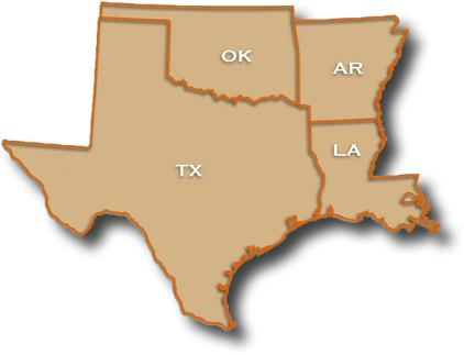 Map Of Texas Oklahoma And Louisiana.About The Aston Martin Owners Club